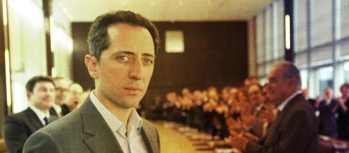 Marc Tourneuil en una reunión.