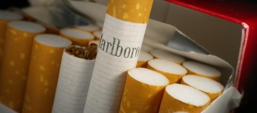 Marlborro cigarettes (Wikipedia)