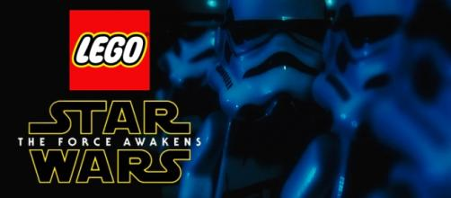 Tráiler Lego: Star Wars The Force Awakens