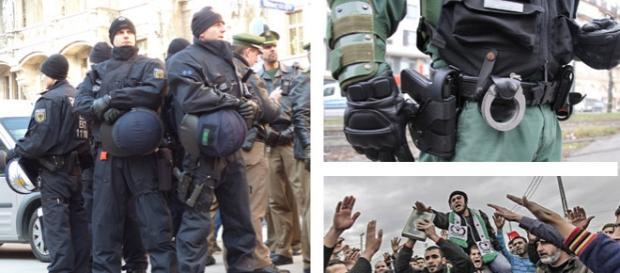 A început vânătoarea membrilor ISIS în Germania