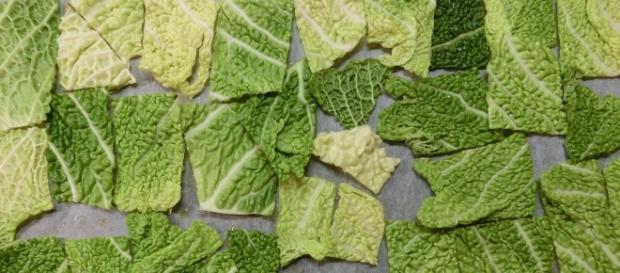 Chips di verdure: verdure per bambini