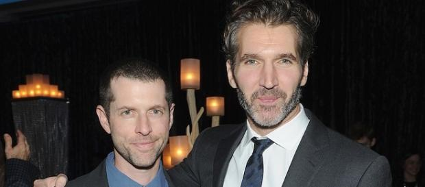 Dan B. Weiss y David Benioff, showrunners de 'GoT'