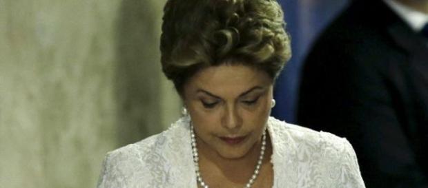 Dilma diz que não tem nada a declarar