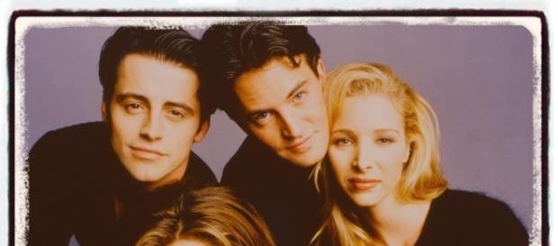 Encontro dos atores da série americana Friends
