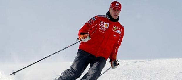 Fãs lamentam as tristes notícias sobre Schumacher