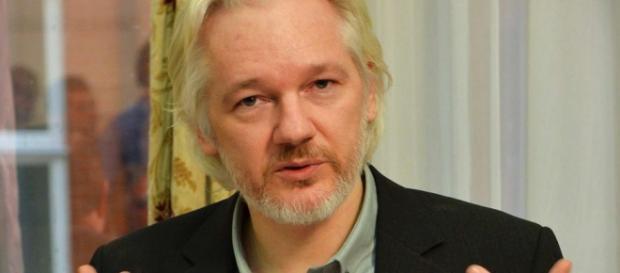 Julian Assange fundador de Wikileaks