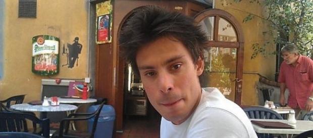 Lo studente italiano Giulio Regeni