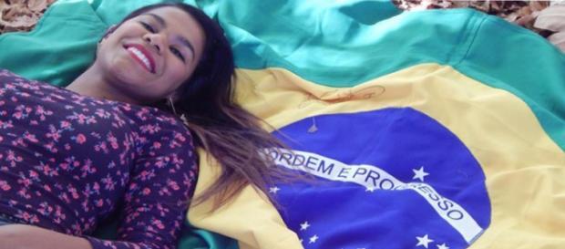 Marcela Alves foi aluno do Prouni. Foto:Divulgação