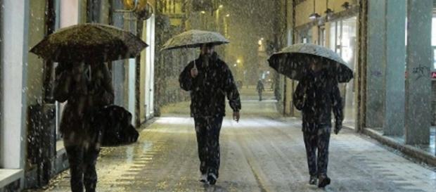 Meteo Roma: addio alla neve e al freddo