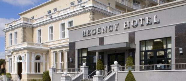 O tiroteio decorreu numa sala do Hotel Regency