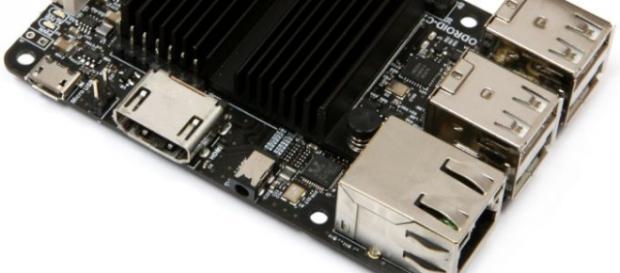 ODROID-C2 64-bit el minipc de 40$