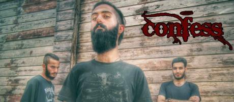 La band iraniana in una foto della pagina facebook