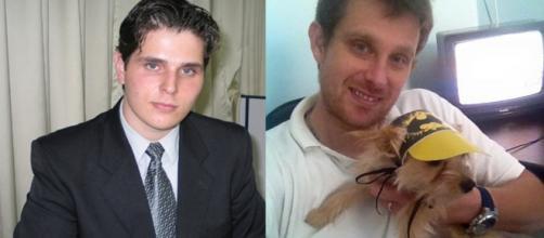 Cauê Macri (à esquerda) e Ricardo Ferh (à direita)