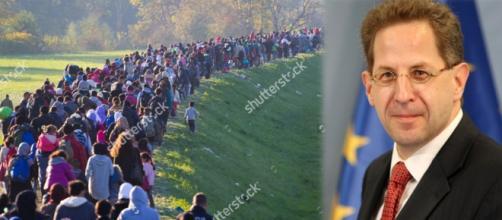 cni alemán: 'Hay terroristas entre refugiados'