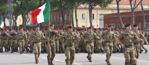 Concorso Esercito per 1750 VFP1
