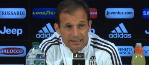 Frosinone-Juventus ultime notizie 5/2: Allegri