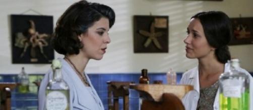 Il Segreto: torna Gregoria Casas