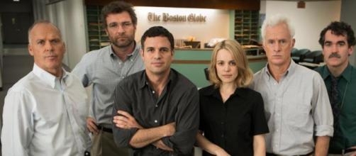 Tutto il cast del film Spotlight