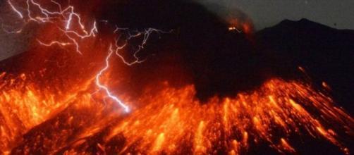 Volcán Sakurajima, el más activo de Japón
