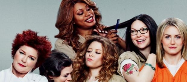 Foto promocional de Orange is the New Black