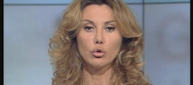 La conduttrice del tg2, Manuela Moreno