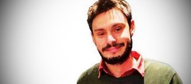 Una foto di Giulio Regeni, trovato morto in Egitto
