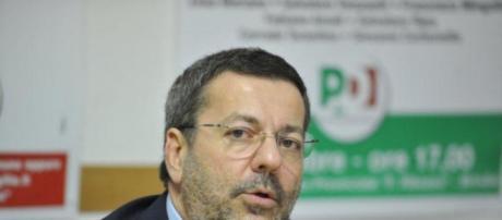 Mimmo Consales, sindaco di Brindisi