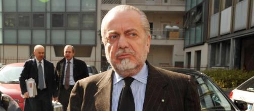 Aurelio De Laurentiis: il presidente del Napoli