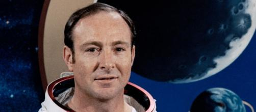 Edgar Dean Mitchell, 6º hombre en pisar la luna