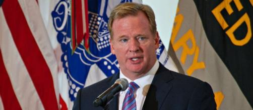 Goodell speaks regarding safety (Wikimedia)