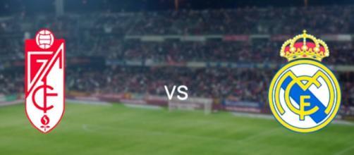 Granada-Real Madrid, domenica 7/2 alle ore 20:30