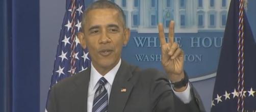 President Barack Obama, via YouTube