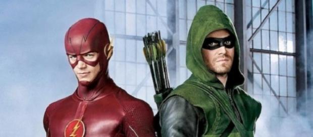 Anticipazioni The Flash e Arrow