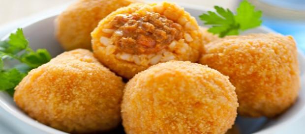Arancini di riso, ricetta siciliana