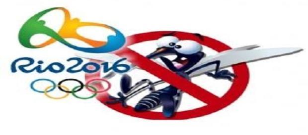 Atletas estão com medo de virem para o Rio