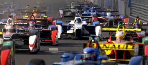 Competición de automóviles eléctricos, Fórmula E.