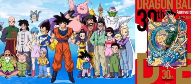 Dragon Ball completa 30 anos de histórias