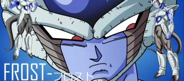 Fan-art de Frost el emperador del univero 6