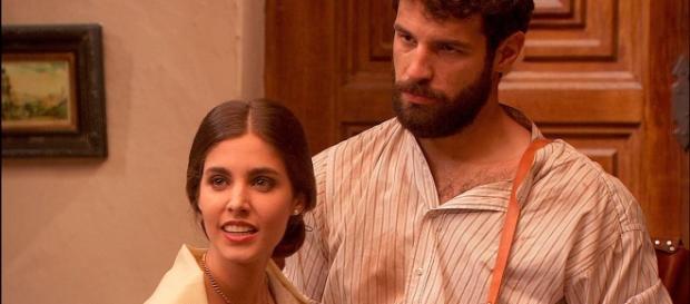 Il Segreto: Bosco conosce Amalia