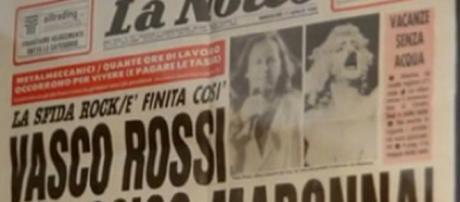 Vasco ha ucciso Madonna, il titolo dopo Sansiro