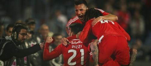 Benfica recusou a proposta pelo atacante