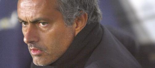 José Mourinho, ex tecnico di Inter e Chelsea.
