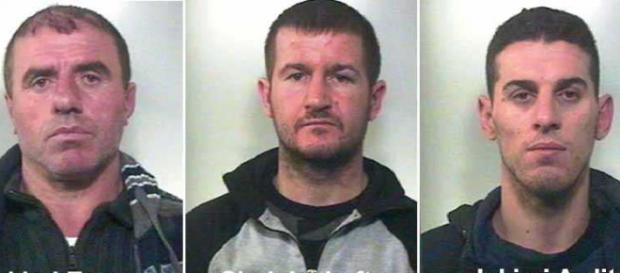 Albanesi arrestati: cavavano i denti alle vittime