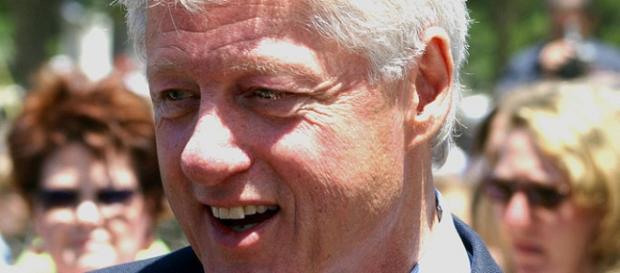 Former President Bill Clinton (Credit Wikimedia)