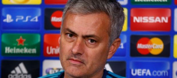 Mourinho en su etapa como entrenador del Chelsea.