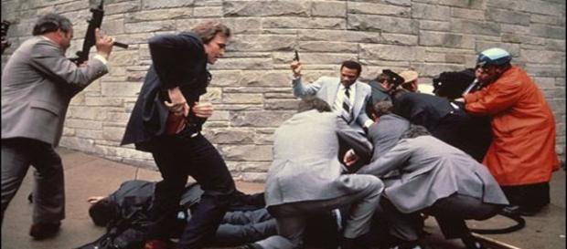 Sebastião Salgado clicou atentado contra Reagan