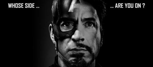 Captain America Civil War, poster ufficiae 2