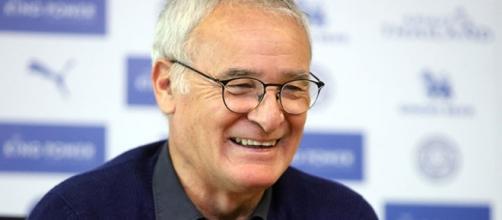Claudio Ranieri, tecnico del Leicester City