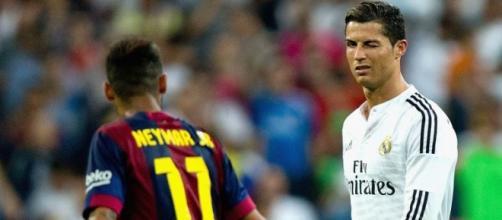 Cristiano Ronaldo não quer Neymar no Real Madrid