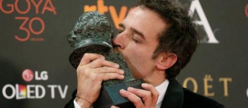 Daniel Guzmán y su Goya como director novel